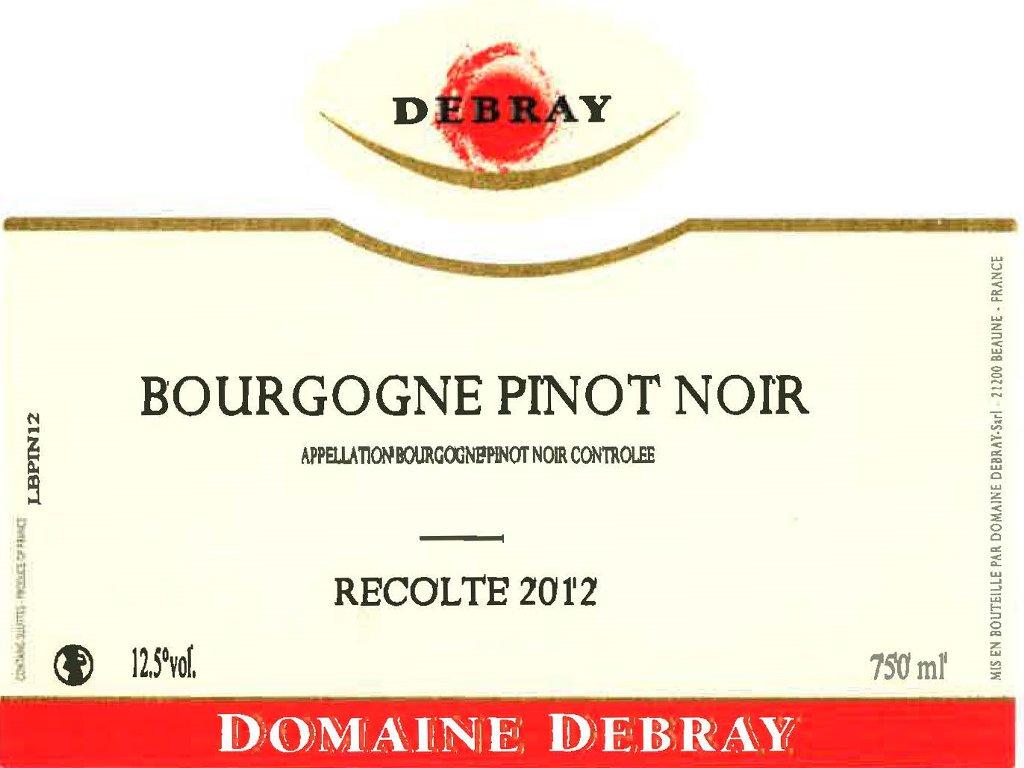 Burgundy ap wine imports for La fenetre a cote pinot noir 2012