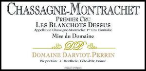 Chassagne-Montrachet Les Blanchots Dessus