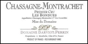 Chassagne-Montrachet Les Bondues