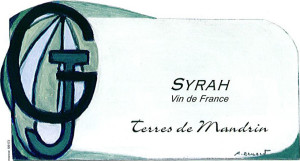 Jeanne Gaillard Syrah Terres de Mandrin