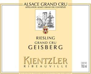 Riesling Geisberg Grand Cru